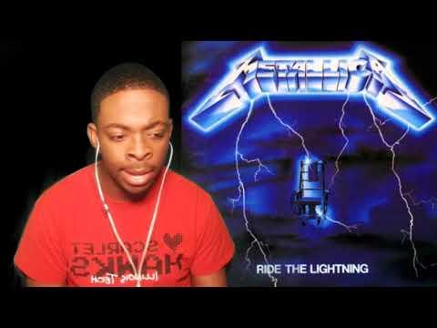 Reaction to Metallica- Creeping Death
