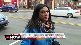 Download Time magazine has named Farmington Hills as the best place to live in Michigan Video