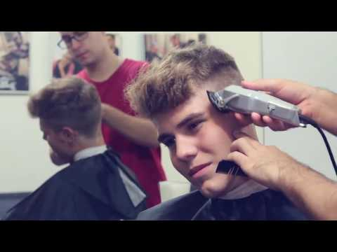 Justin Bieber Hairstyle - How to style with By Vilain Gold Digger - Men's Hair Tutorial