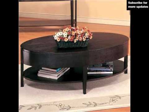 Oval Coffee Tables | Collection Of Oval Coffee Table Designs