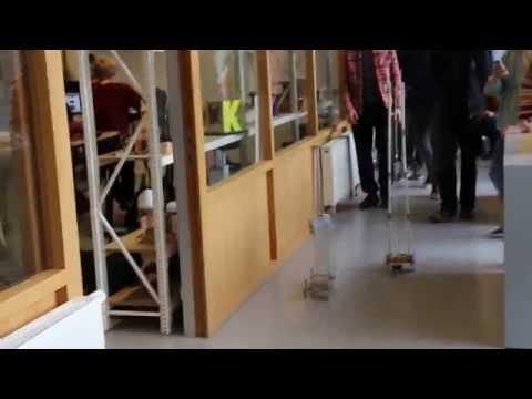 Gravity Car Project: Final Dragrace
