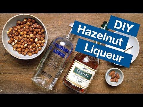 How To Make Hazelnut Liqueur 'Frangelico' Recipe|| Le Gourmet TV Recipes