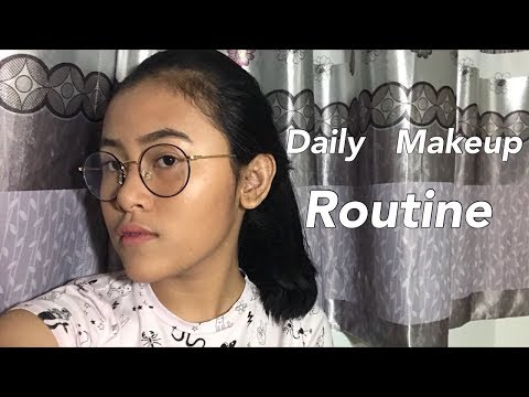 My Daily Makeup Routine ❤️