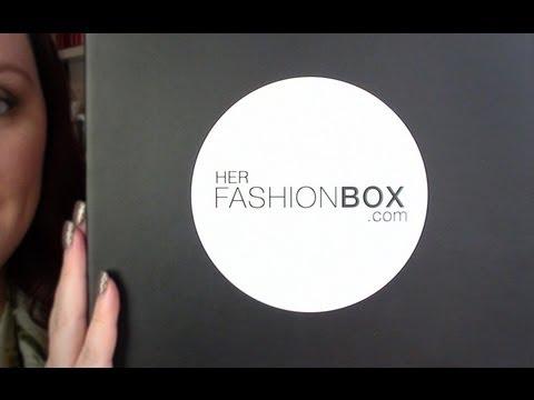 Her Fashion Box - Australian Fashion, Beauty & Lifestyle box