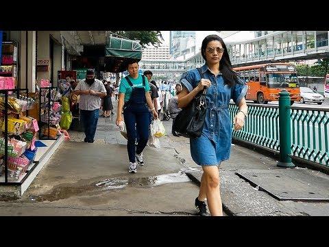 Walking in Pratunam - Bangkok, Thailand 2018