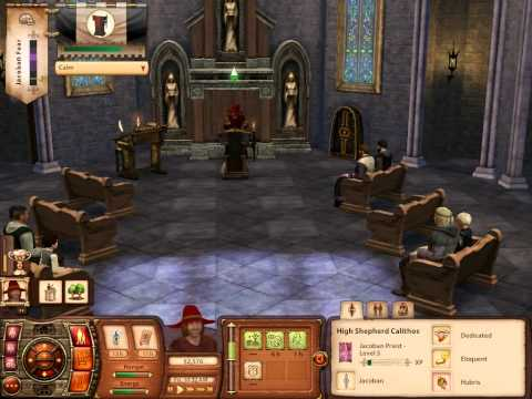 The sims Medieval Jacobans Day out