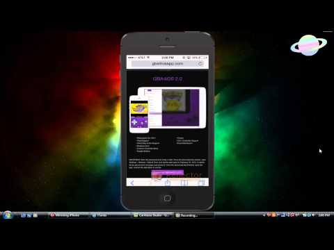 FREE IOS 7 Gameboy Color & Gameboy Advance Emulator