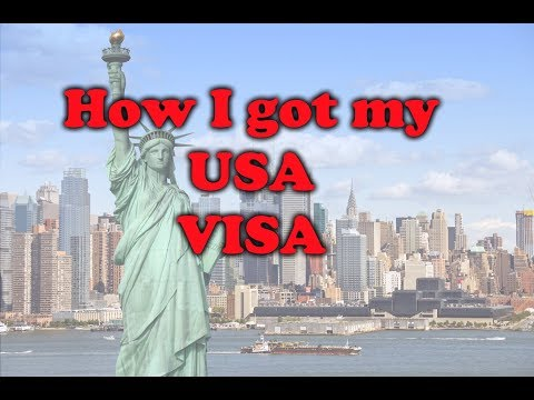 How I got my US VISA - (B1| B2 Visa Interview Questions and Required Documents