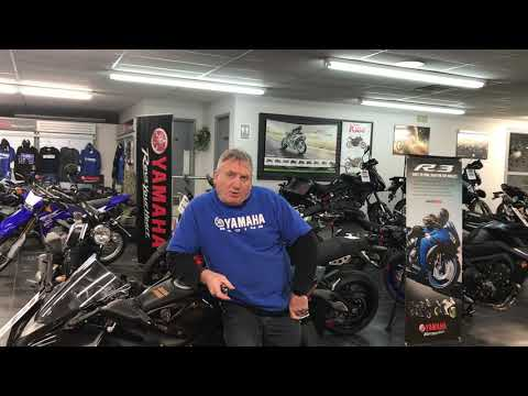Yamaha factory update