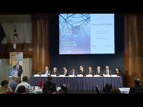 Utility of the Future Report Release Livestream