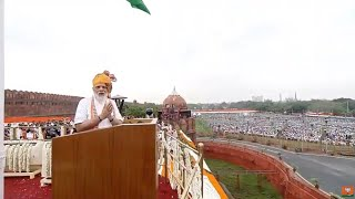 PM on I-Day: ₹3.5 lakh crore for Jal Jeevan mission to tackle water crisis