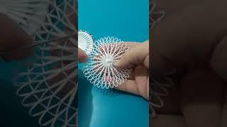 40 igne motif yapılışı