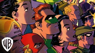 Justice League: The New Frontier: Commemorative Edition – Epic
