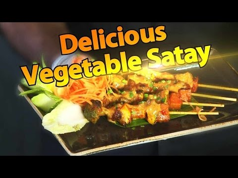 Delicious Vegetable Satay    Kitchen 1st   Episode 29-Part 1   First India News Rajasthan