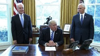 Trump and Ryan pull GOP health bill