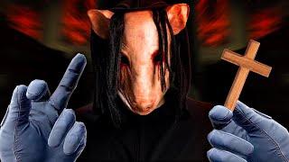 The Exorcist VR is Terrifying... [Ending]