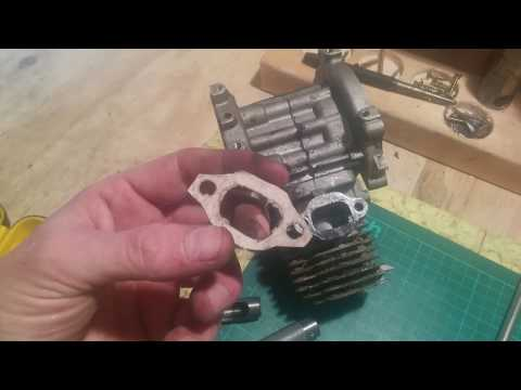 HOW TO MAKE GASKETS FOR ENGINES EASY