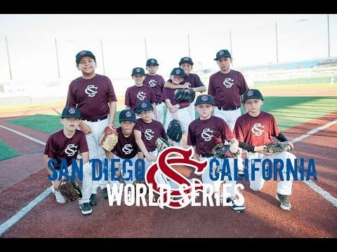 Central San Joaquin 9U competes in the San Diego, California World Series