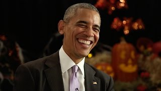 Full Frontal Presidential Interviews: Barack Obama | Full Frontal with Samantha Bee | TBS