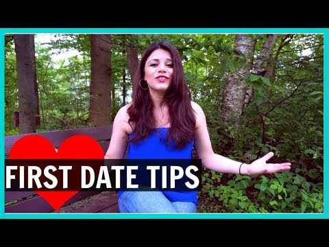 DATING | 10 First Date Tips for Confidence