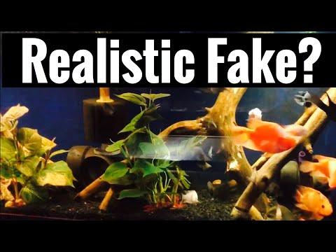 "Best Realistic Artificial Plant ""Fake"" for Aquariums"
