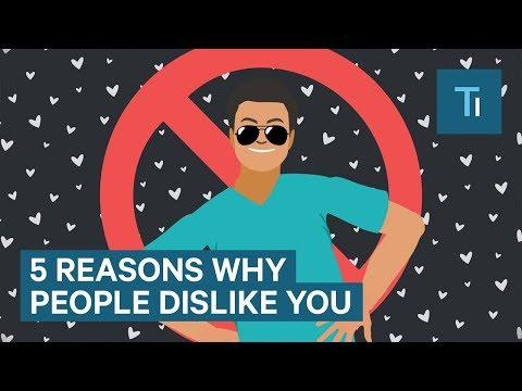 5 Things That Make People Dislike You