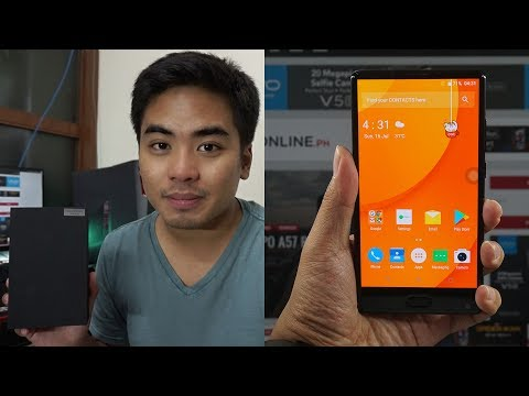 Doogee Mix Unboxing: Most affordable smartphone with 6GB RAM