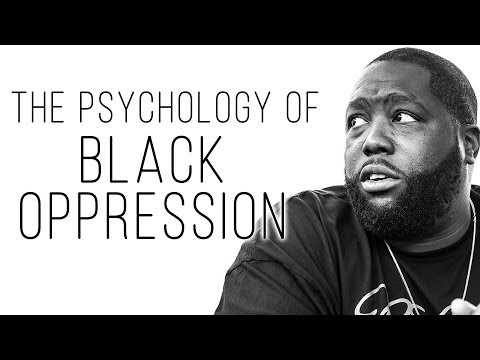 The Psychology of Black Oppression (Learned Helplessness and Depression)
