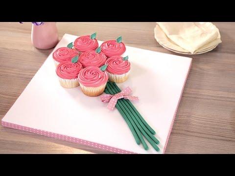Rose Bouquet Cupcakes - Betty Crocker™