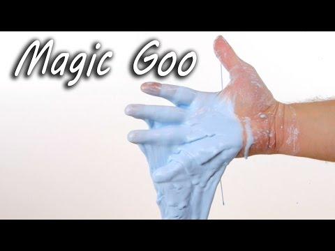 How to Make Amazing Magic Goo