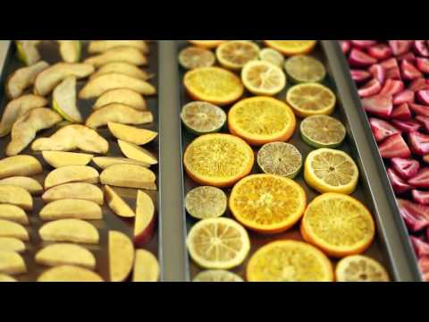 Freeze Dry Fruits at Home