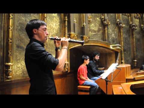Jordi Mestres i Jonatan Carbó - Basílica de Montserrat