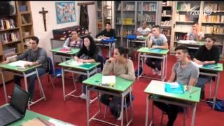 """""""LA CLASSE"""" - Prima lezione: italiano - prof.ssa Anna Chiara Luzzi"""