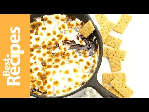 Skillet S'mores Dip - BestRecipes with Drew Maresco