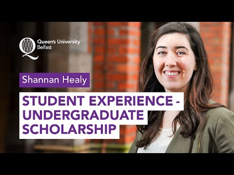 International Scholarships at Queen's University - Nursing and Midwifery