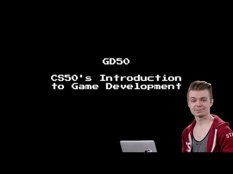 Teaser - CS50's Introduction to Game Development