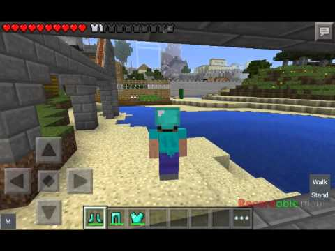 Minecraftpe with mods!!!!