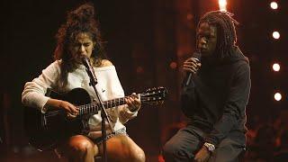 "Jessie Reyez - ""Figures, a Reprise"" ft. Daniel Caesar | Live at The 2018 JUNO Awards"