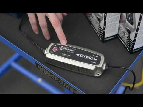 CTEK MXS 5.0 Battery Charger Review - AutoInstruct