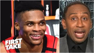 The Rockets' win over the Bucks 'put everybody on notice' - Stephen A. | First Take