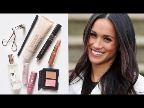 Meghan Markle Makeup Bag | Her Favourite Beauty Products