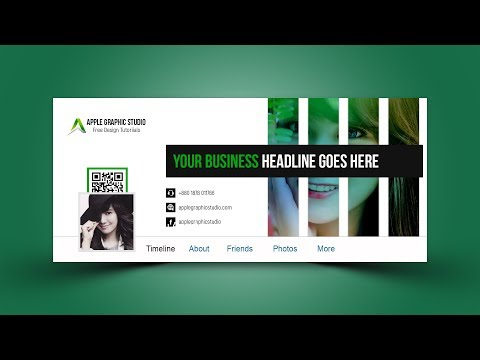 High Quality Cover Photos Design for Facebook | Photoshop Tutorial