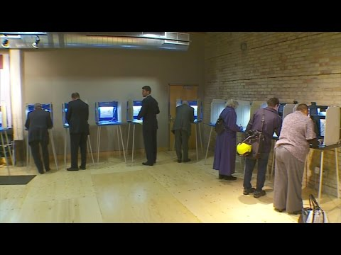 Early Voting Smashes Records In Minnesota