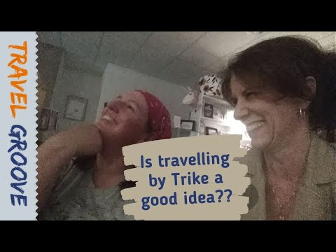 Travel by trike - an interview with Anna Mitchell