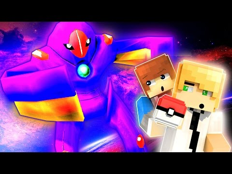 Minecraft Pixelmon Roleplay - DEOXYS IS REAL!?- HOENN ADVENTURES - Episode 21