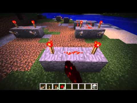 Minecraft: Logic Gates & Circuits!