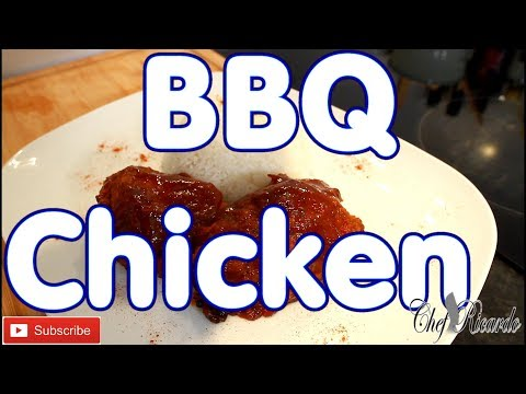 How To Make Your Christmas Bbq Chicken | Recipes By Chef Ricardo