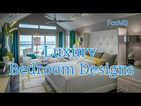 60 Beautiful Luxury Bedroom Ideas | Interior Designs