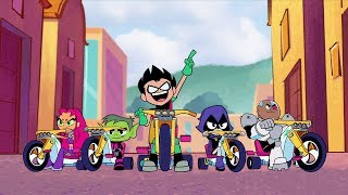 Teen Titans GO! To The Movies - Time Cycles [HD]