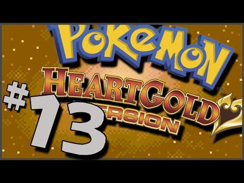 Pokémon HeartGold - Episode 13: ARFMASTER the Growlithe!